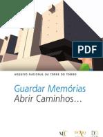 Guardar Memorias Abrir Caminhos ANTT