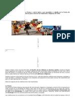 Guía de fiestas religiosas en Chile