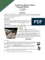 Sacs Syllabus Packet 11 12