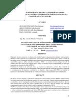 Diseno e Implementacion de Un Cifrador Basado en Secuencias Seudo Aleatorias