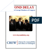 Most Corrupt Report 2005 - Beyond DeLay Report