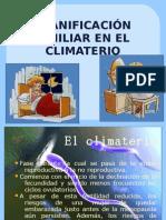 PLANIFICACIÓN FAMILIAR EN EL  CLIMATERIO