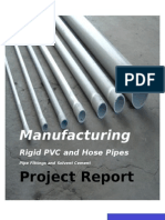 PVC pipe Industry Analysis in Pakistan