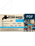 CDC Clean Water in Honduras #hcmmconf 2011
