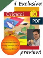 Scribd Origami 101 Preview