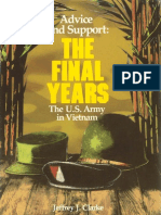 Advice and Support, The Final Years, 1965-1973