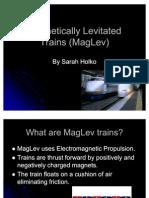 HOLKO Power Point Maglev