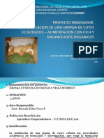 PROYECTO INNOVADOR - J.R.E 2011 - BUESACO - NARIÑO