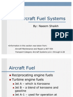 Aircraft Fuel Systems