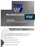 Introduction to NDT Methods
