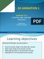 Animation Slide 11.1