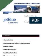 Jetblue ipo report case 28