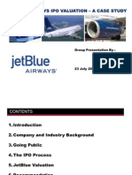 Jetblue ipo valuation case study solution   Dbq outline essay MBA Case Study Solutions