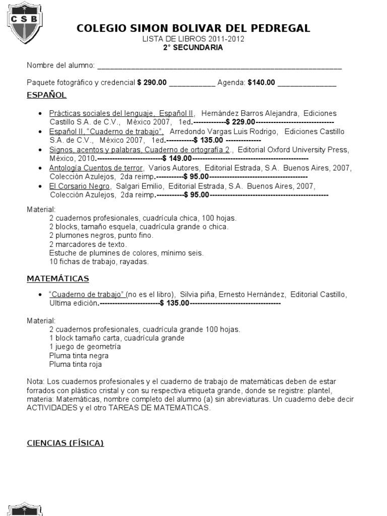 Moderno Hojas De Trabajo De Edición De Secundaria Colección - hojas ...