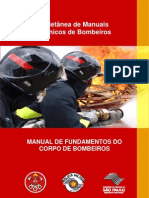 Manual de Fundamentos do Corpo de Bombeiros