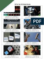 2008 the Best Global Brands_Top100