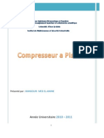 compresseur  à piston