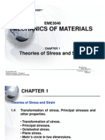 Chapter 1 - Theories of Stress and Strain_2