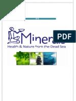 Minerals Catalog 2010