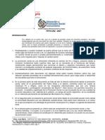 Documento Regional Fe y Alegria Congreso de Cochabam Ba, 200