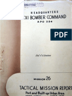 21st Bomber Command Tactical Mission Report 26, Ocr
