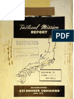 21st Bomber Command Tactical Mission Report 40, Ocr