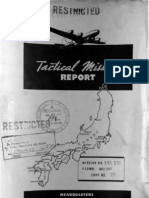 21st Bomber Command Tactical Mission Report 139 and 150, Ocr