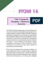 Ficha 16 - Vida a