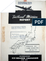 21st Bomber Command Tactical Mission Report 151, Ocr