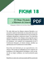 Ficha 18 - Obispos