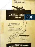 21st Bomber Command Tactical Mission Report 206, 209, Ocr