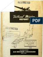 21st Bomber Command Tactical Mission Report 215, 220. Ocr