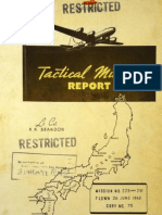 21st Bomber Command Tactical Mission Report 223, 231, Ocr