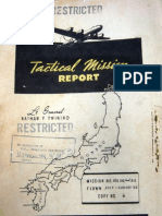 21st Bomber Command Tactical Mission Report 303, Ocr