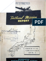 21st Bomber Command Tactical Mission Report 321etc, Ocr