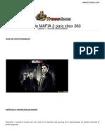 Guia Trucoteca Mafia 2 Xbox 360