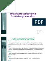 Day1 NetApp Basics