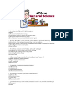 General Science Bits