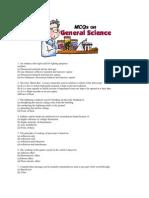 General Science Bits