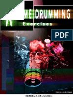 Marco Minnemann - Extreme Drumming Exercises