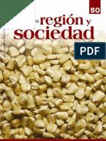 REGIÓN Y SOCIEDAD No. 50
