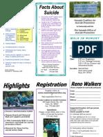 2011 RenoWalk Registration New Address
