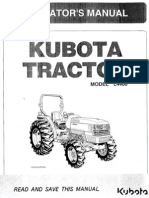 Outstanding Kubota L2900 L3300 L3600 L4200 Owners Manual Pdf Wiring Digital Resources Bemuashebarightsorg