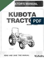 Kubota l2900 l3300 l3600 l4200 owners manualpdf sciox Images