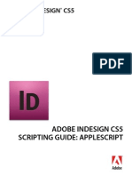 InDesignCS5 Scripting Guide As