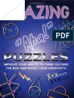 (2006) Amazing Aha! Puzzles by Lloyd King