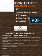 Case Study Analysis-Indo US Ventures--By SDB