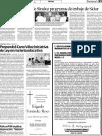 05-08-11 Propondrá Cano Vélez iniciativa de Ley en materia educativa