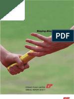 Annual Report 2010-11 COSMO