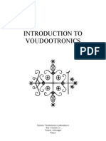 Introduction to Voudootronics